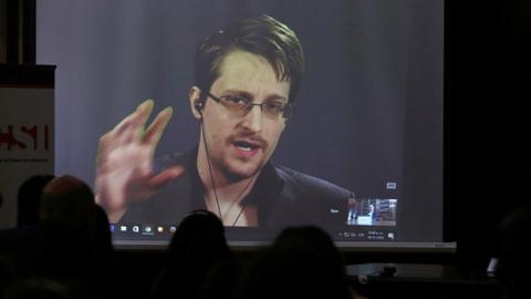 Snowden tells life story in new memoir