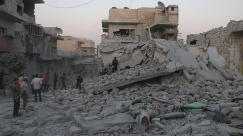 Six civilians killed in northwest Syria despite truce