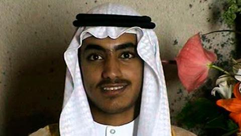 Trump confirms death of Al Qaeda heir Hamza bin Laden