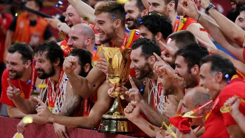 Spain beat Argentina to win FIBA World Cup