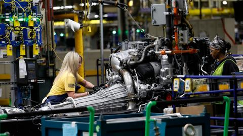Maintenance workers strike at General Motors plants in US