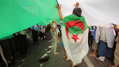 As Algerians mark independence, the revolutionary spirit lives on