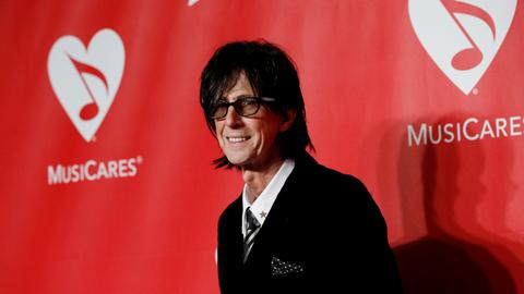 Ric Ocasek, singer for The Cars, dies at 75