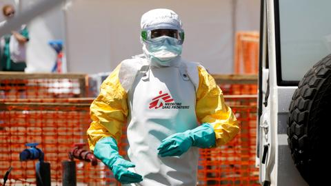 Ebola death toll in Democratic Republic of Congo rises to 1,984