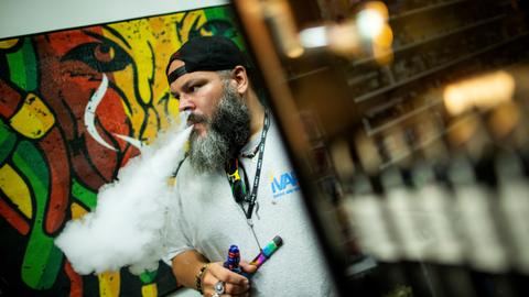 Vapes spiked with illegal drugs show dark side of CBD craze