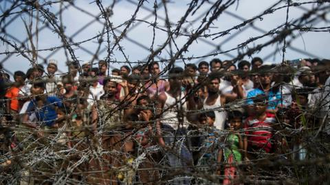600,000 Rohingya still in Myanmar at 'serious risk of genocide' – UN