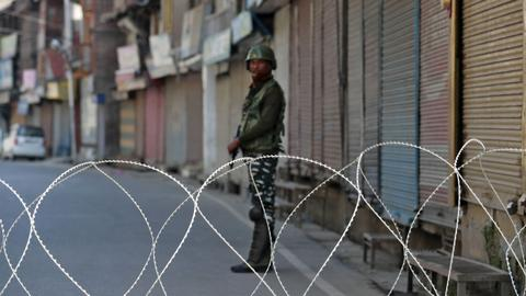 Restore life to normal in Kashmir, India's top court tells government