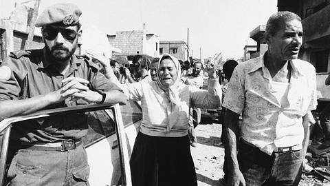Remembering the Sabra and Shatila massacres