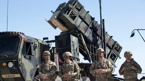 Why the US is pulling its missile systems out of the Middle East