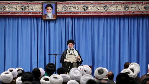 Iran rules out talks as Trump blames Tehran for Saudi oil attack