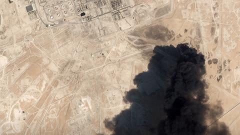 Pompeo heads to Saudi Arabia to discuss 'response' against Iran