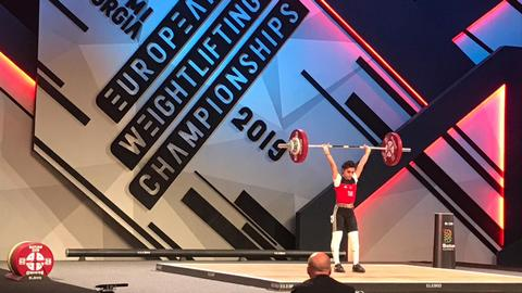 Turkish weightlifter becomes world champion