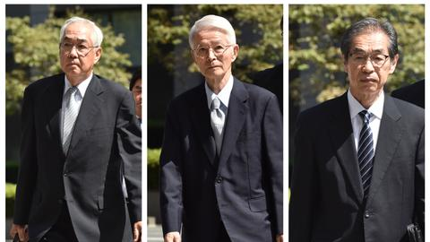 Japan court acquits ex-TEPCO bosses over Fukushima disaster