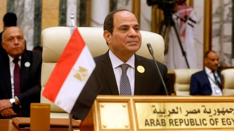 A call for mass protests in Egypt, as dissident's campaign goes viral