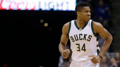 Antetokounmpo's story of becoming an NBA star