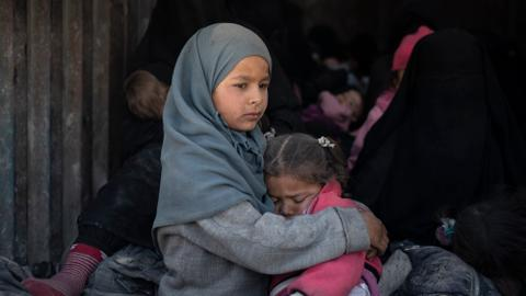 Schools under fire: Thousands of Syrian children are missing an education
