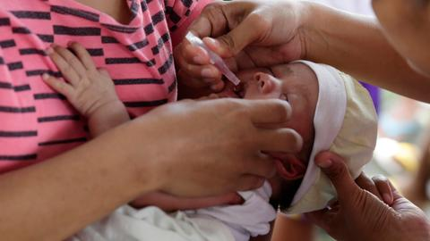 Philippines declares new polio outbreak after 19 years