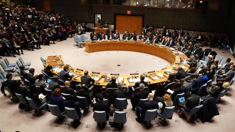 Russia vetoes UN's Syria resolution for 13th time