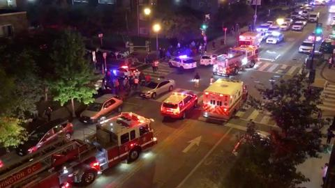 One dead, five hurt in Washington, DC shooting - police