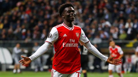 Wins for Arsenal, Manchester United as Europa League kicks off