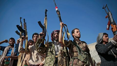 Yemeni rebels announce plan to halt attacks on Saudi Arabia