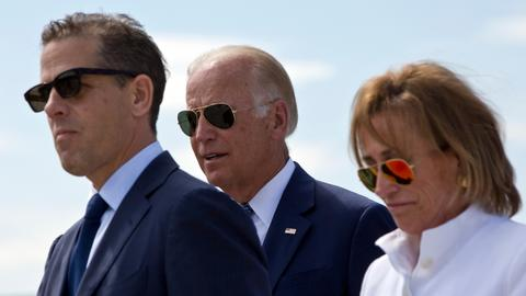 Trump pushed Ukraine to investigate Biden's son - report