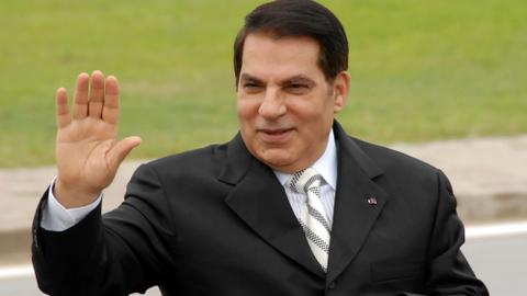 Tunisia ex-president Ben Ali buried in Medina
