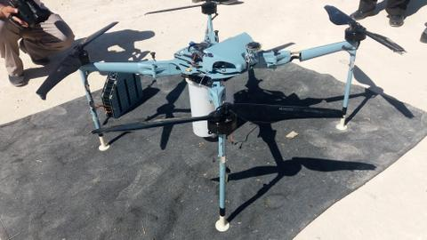 Regime says second drone downed in 48 hours over southern Syria