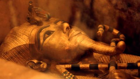 Restoration of King Tut's coffin to take up to nine months