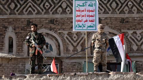 UN welcomes Houthi move to halt attacks on Saudi Arabia