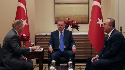Senator Graham 'hopeful' for strategic US-Turkey relationship