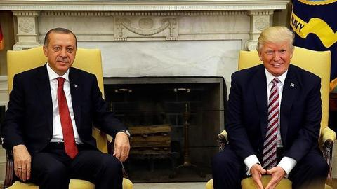 Turkish, US presidents discuss bilateral relations