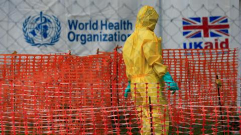 WHO accused of rationing Ebola vaccine in DR Congo