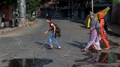 Article 370 revocation throws spanner in Kashmiris' hopes of education