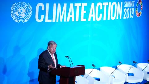 UN chief says climate emergency is race we can win – climate action summit