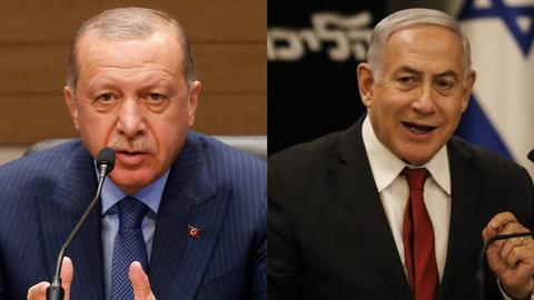 Turkish officials slam Netanyahu for personal attack on Erdogan