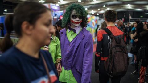 'Joker' not a hero, says studio, as Aurora families voice concern