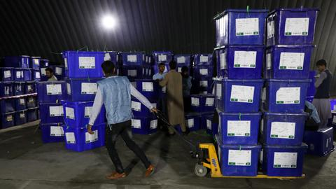 Afghan voters hesitant to head to polls over security concerns
