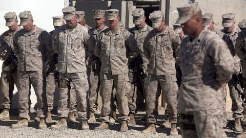 At least two US service members killed, six others injured in Afghanistan