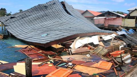 Indonesia earthquake kills at least 3