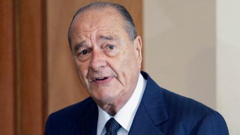 Iraq War and kickbacks, France's Chirac dies at 86 with potent legacy