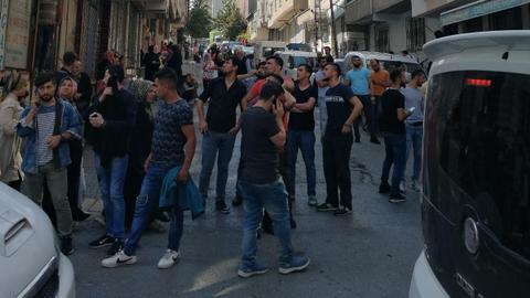 Magnitude 5.8 earthquake shakes Turkey's Istanbul