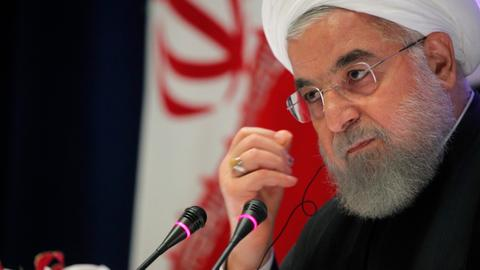 Rouhani says Iran will talk to US if sanctions are lifted – UNGA 2019