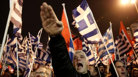 Has Greece's neo-Nazi Golden Dawn party come to an end?