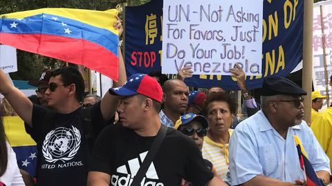 UN launches probe into Venezuela rights abuses