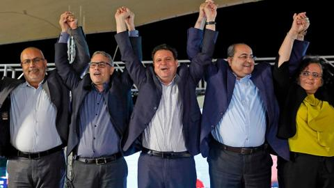 Can Arabs finally penetrate the halls of power in Israel?