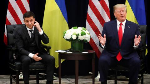Why Trump's Ukraine call could create a big headache for him