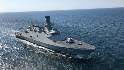 TCG Kinaliada to join Turkish Navy on Sunday