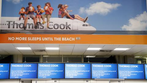 Thomas Cook collapse will deal a new blow to Tunisian economy
