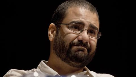 Leading rights activist is arrested in Egypt amid crackdown